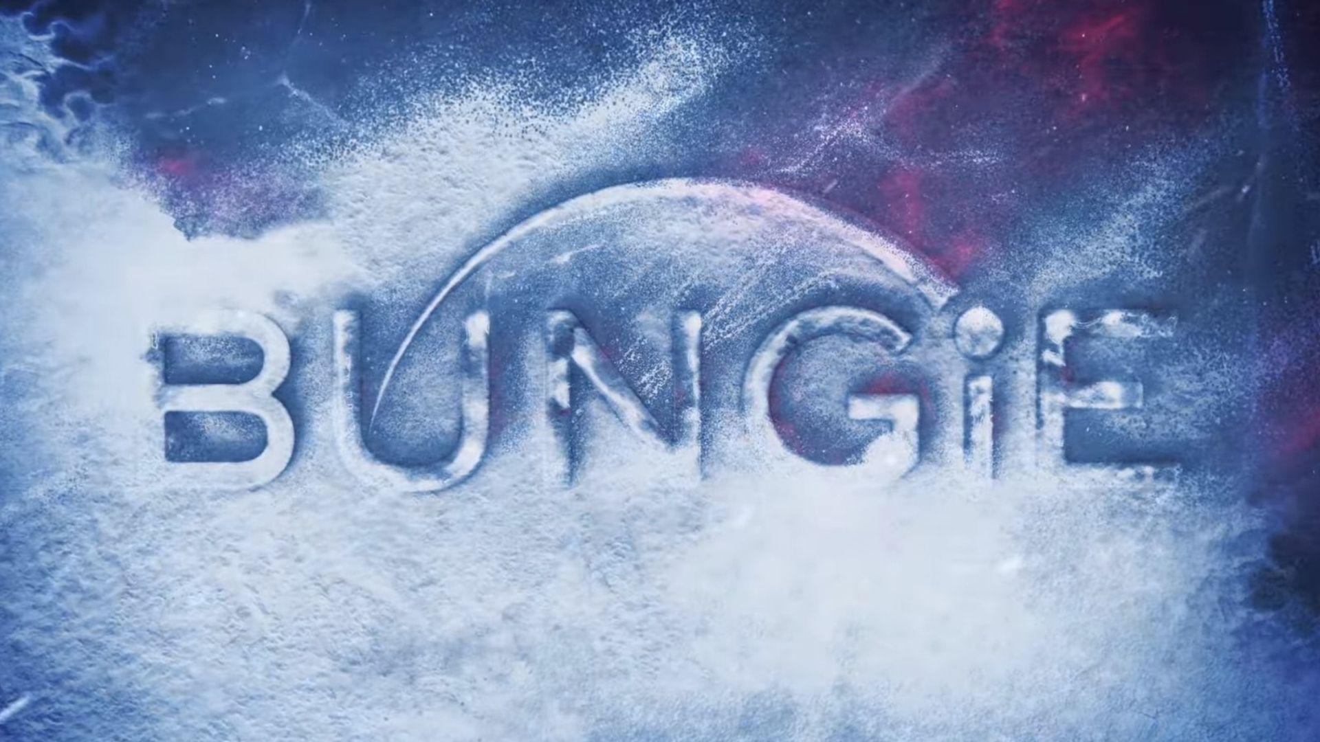 The Bungie logo in Destiny 2