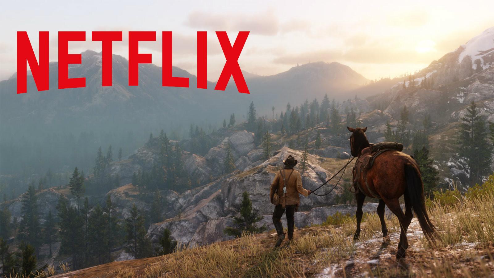 Red Dead Netflix