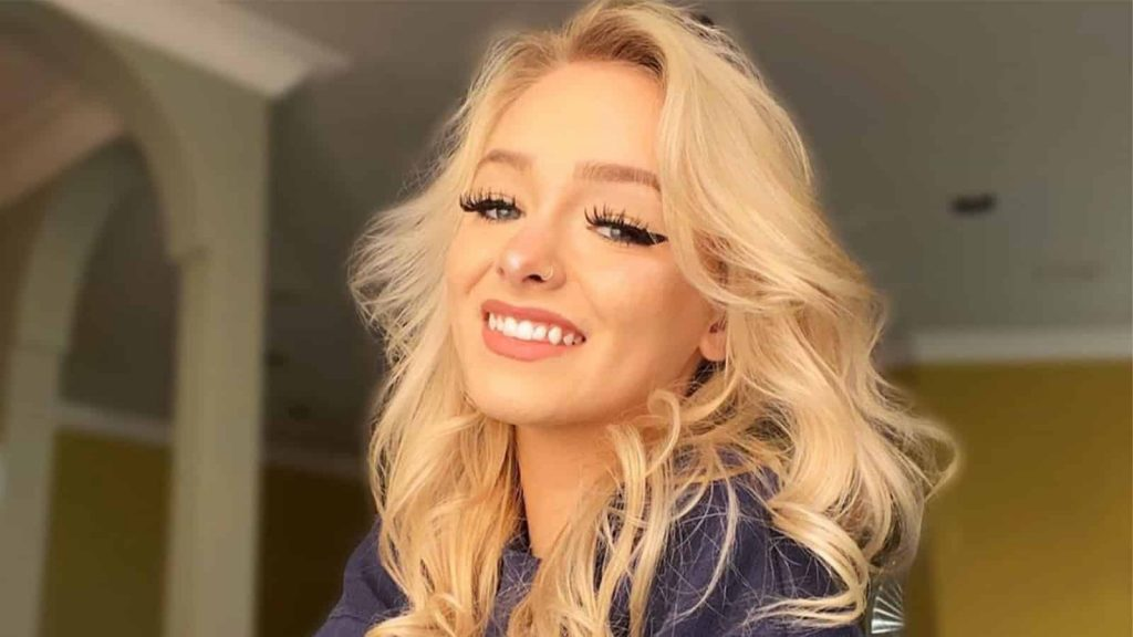 TikTok star Zoe Laverne