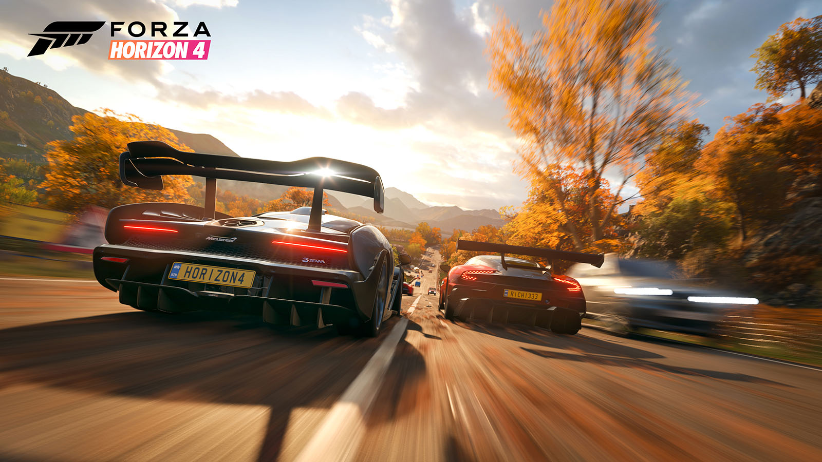 Forza Horizon 4 Series 28 Autumn Update