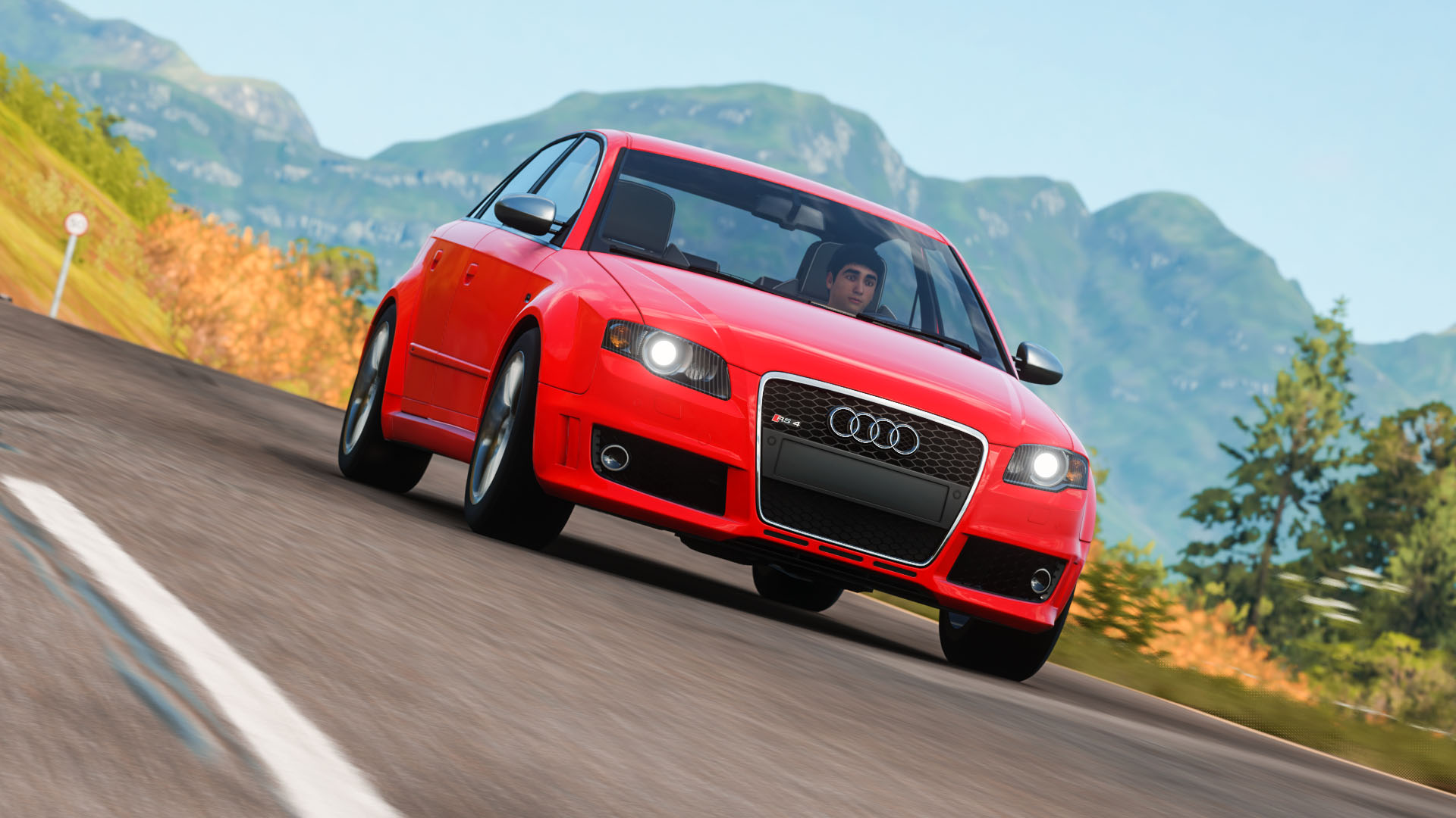 Forza Horizon 4 Series 28 Autumn RS4