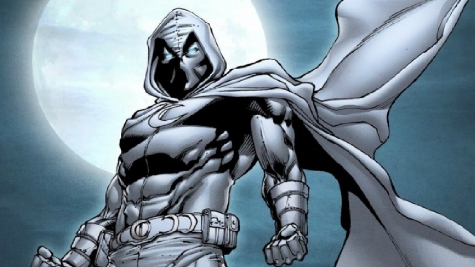 Moon Knight Marvel Comics