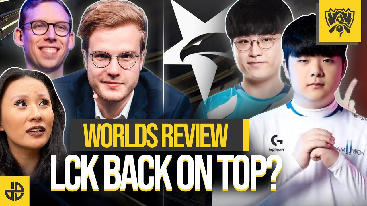 Worlds Review: LCK Back on Top?
