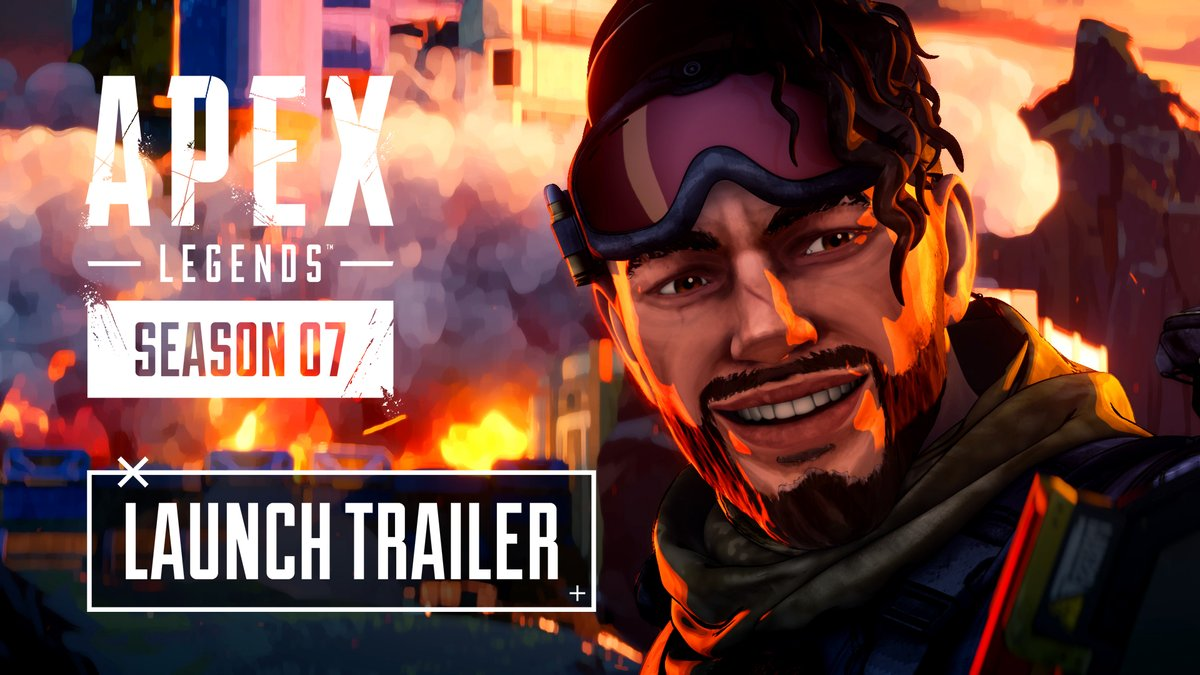 Apex Legends Season 7 Launch trailer thumbnail