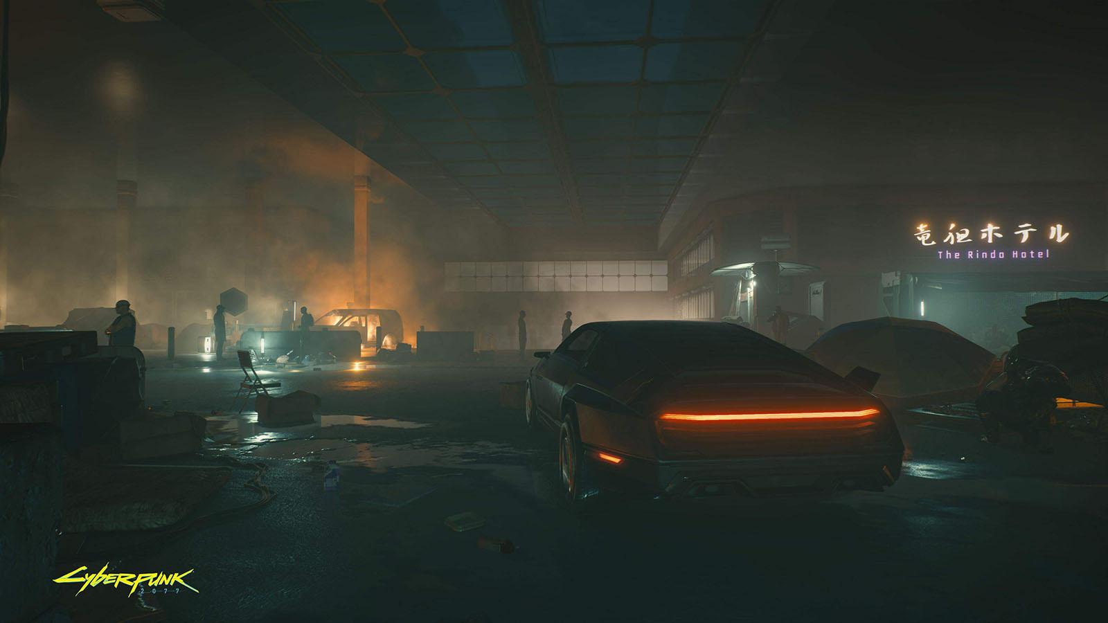 Cyberpunk 2077 hacking cars