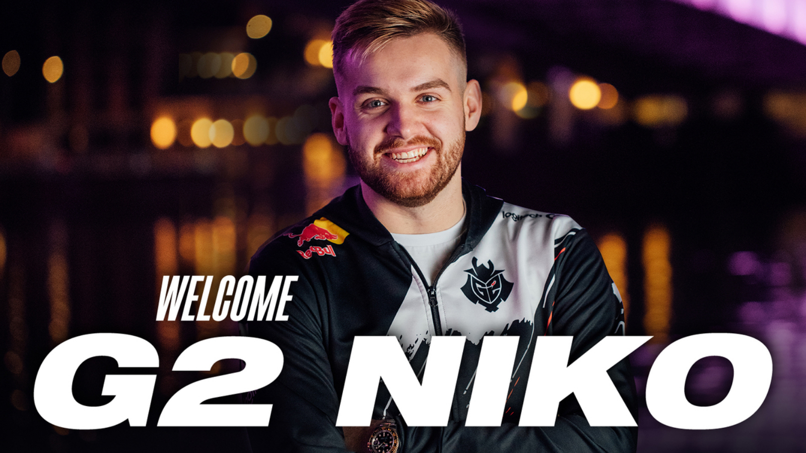 G2 NiKo announcement