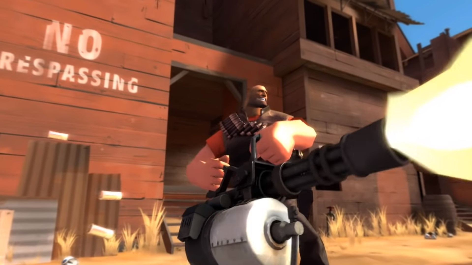 the heavy in team fortress 2