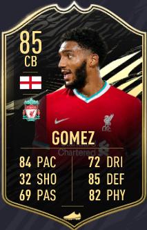 FIFA 21 FUT TOTW 5