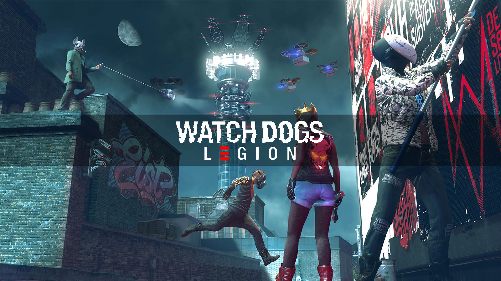 Watch Dogs Legion October 29 patch
