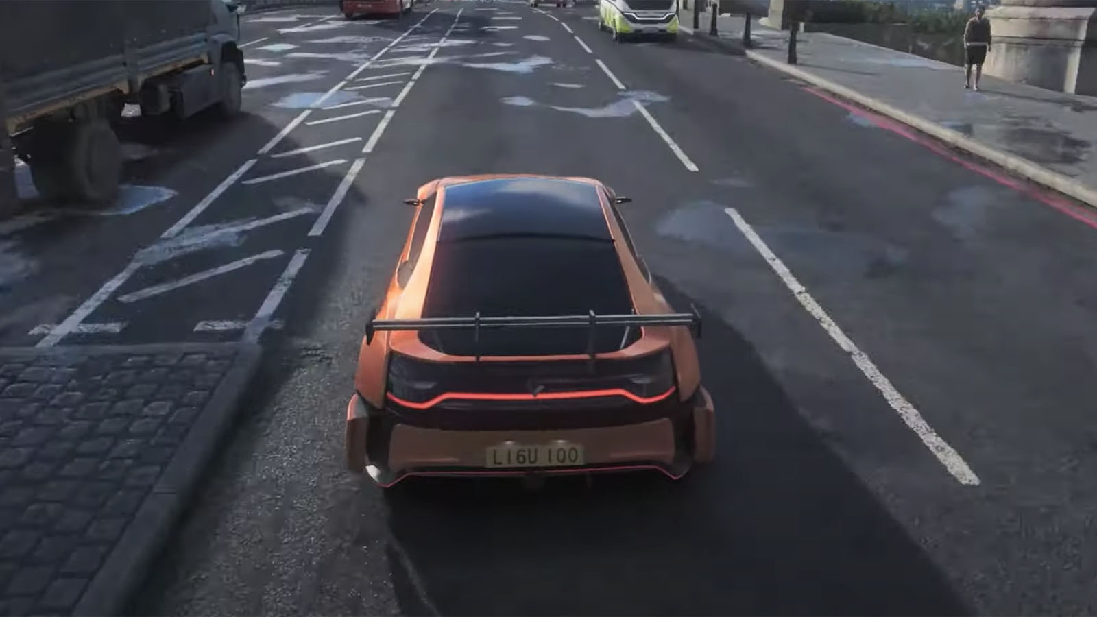 Watch Dogs Legion EV4 Sport