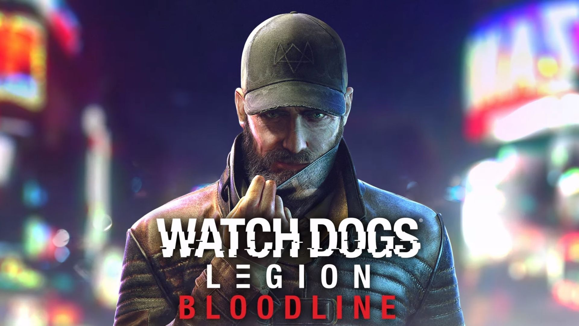 Aiden Pearce in Watch Dogs Legion