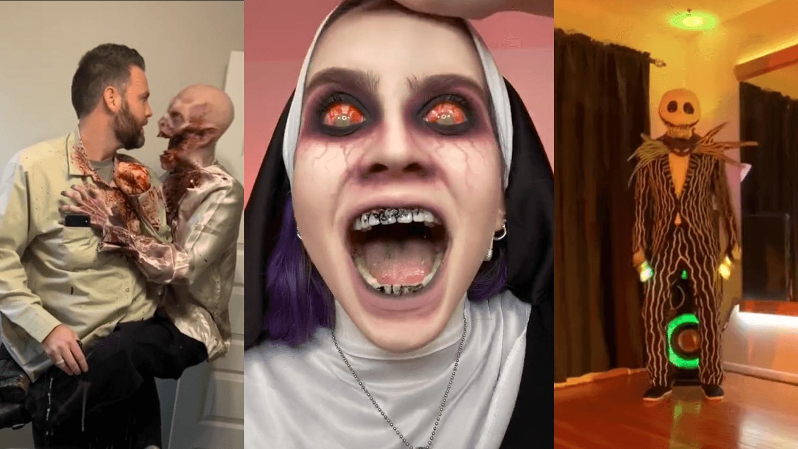 best of Halloween TikToks
