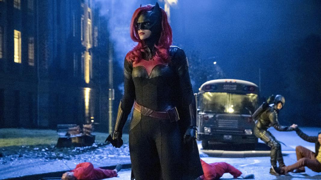 Batwoman on CW in Season 1