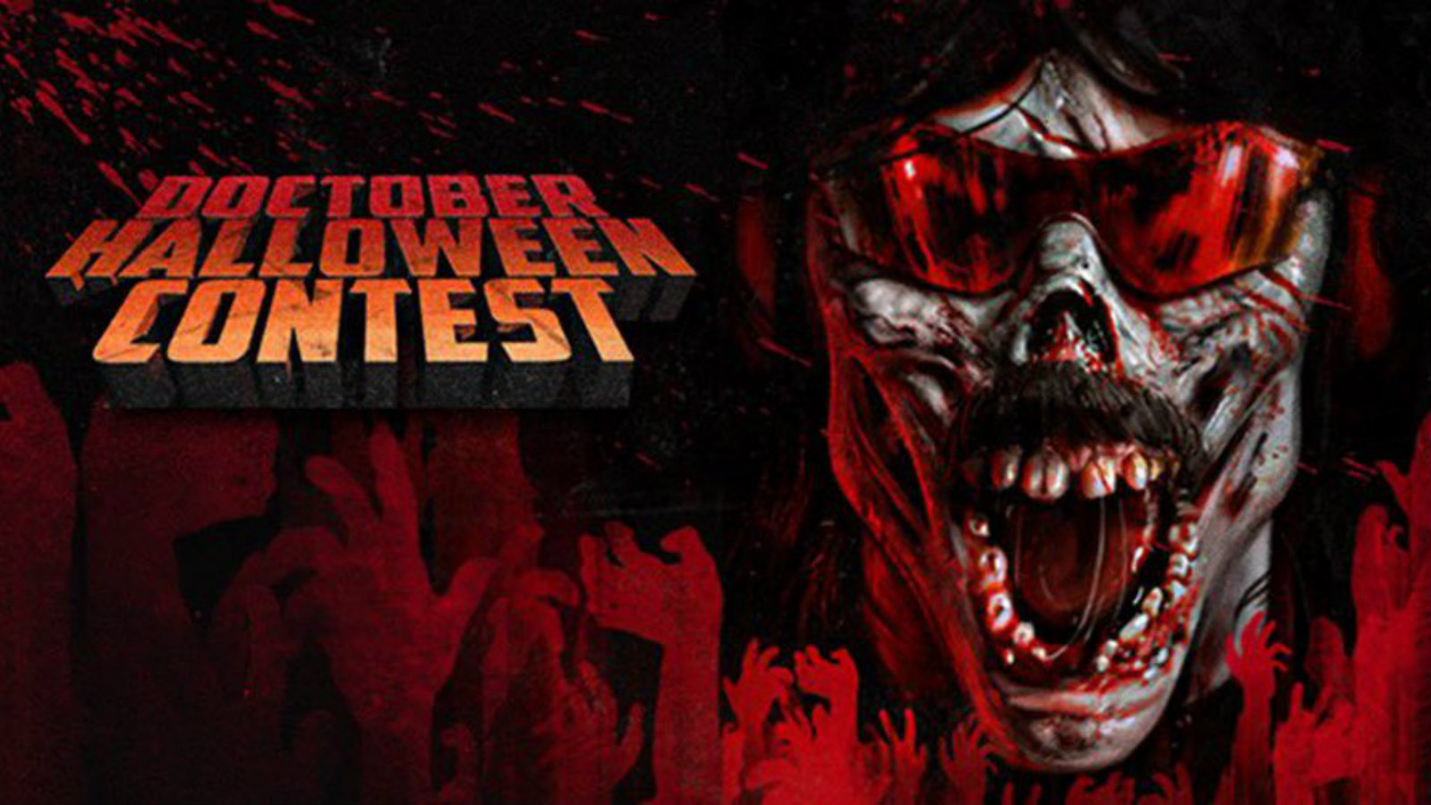 Dr Disrespect Doctober contest