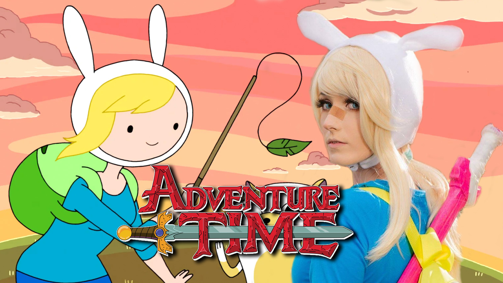 adventure time fionna cosplay