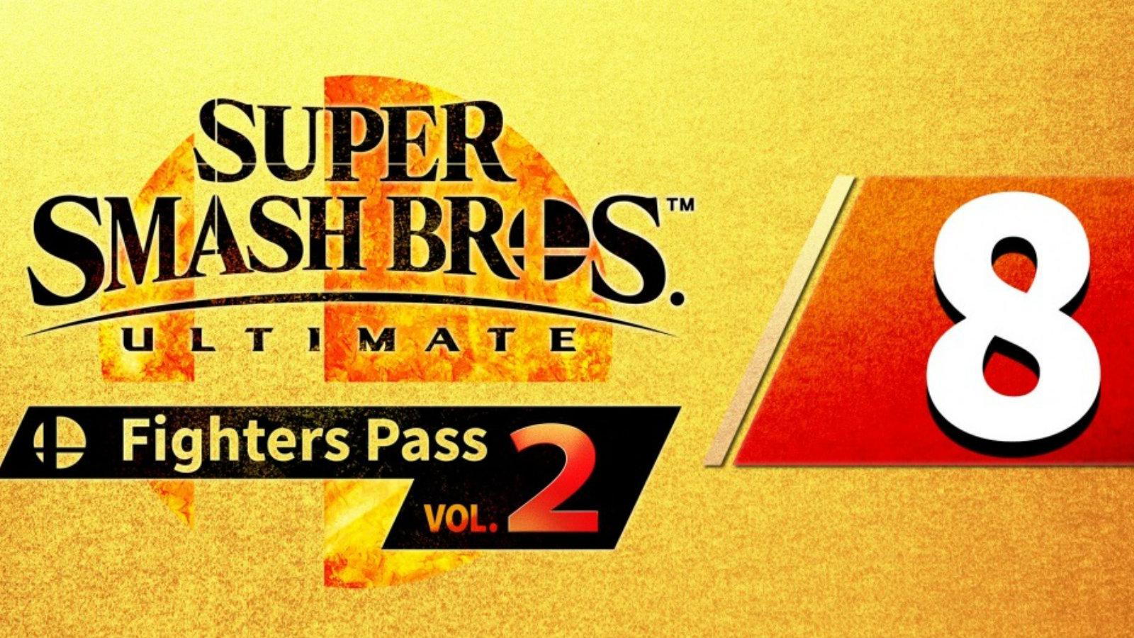Challenger Pack 8 for Smash Ultimate