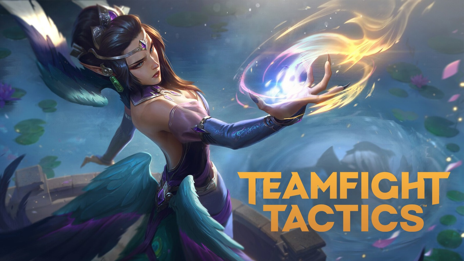 Morgana in TFT Fates