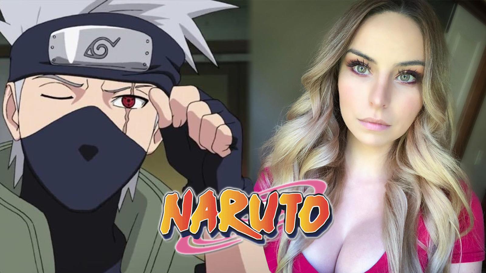 Kakashi Hatake Naruto Cosplay