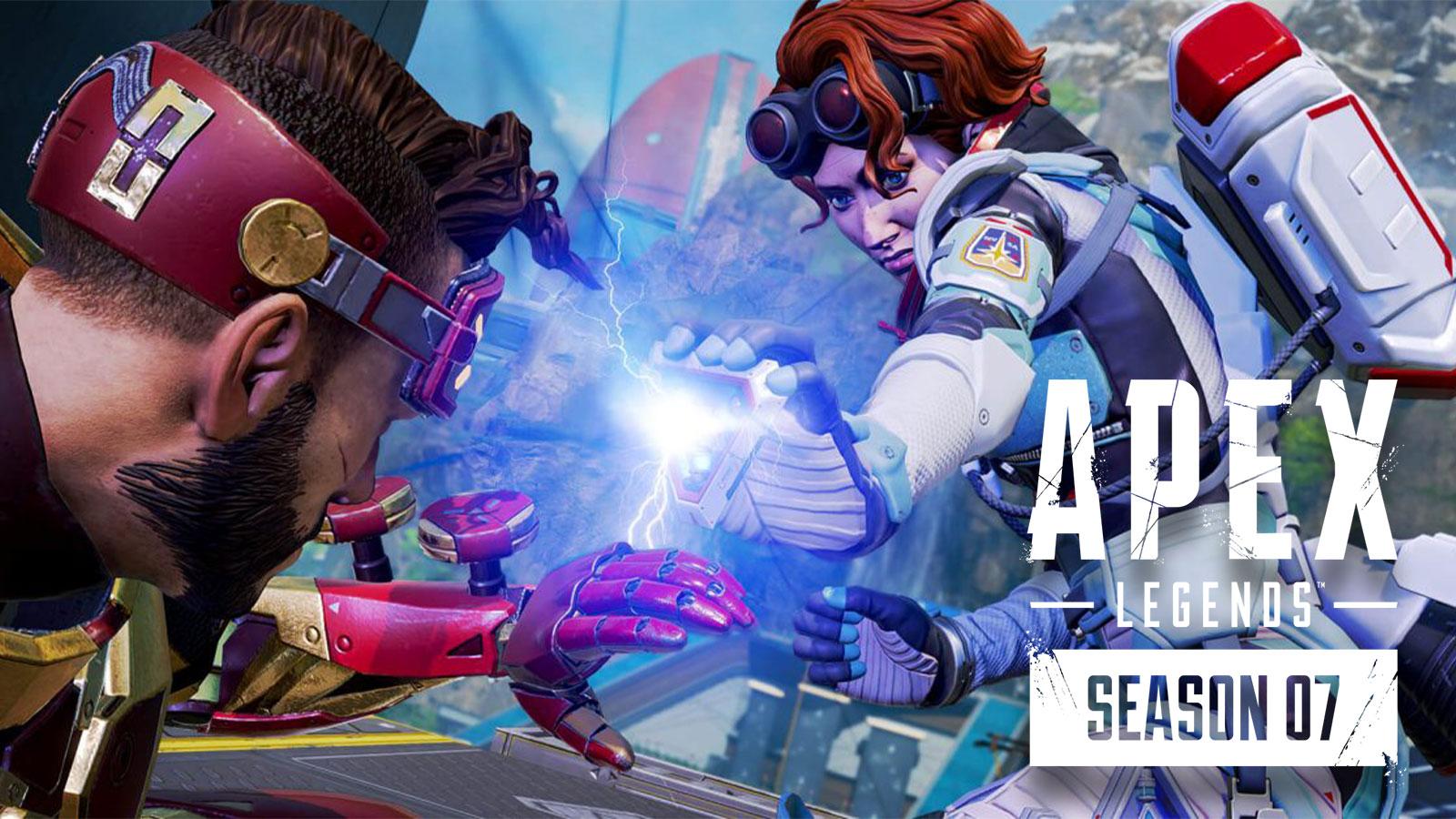 Horizon Apex Legends Season 7 leak