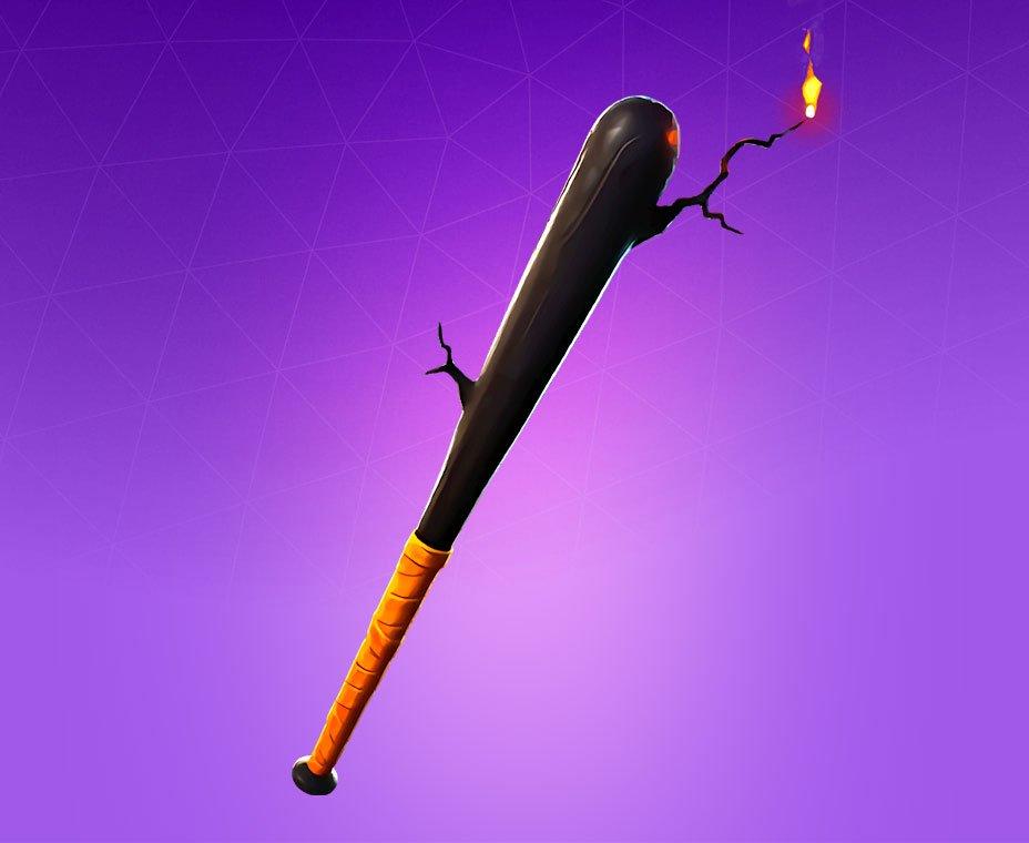Fortnite Bash Burner Pickaxe SypherPK
