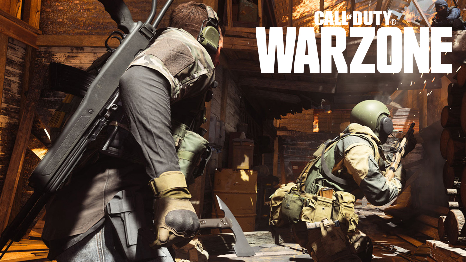 Call of Duty: Warzone Melee Broken