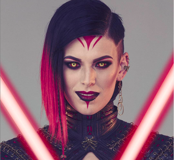 Image of a cosplay from cosplayer Miss Sinister