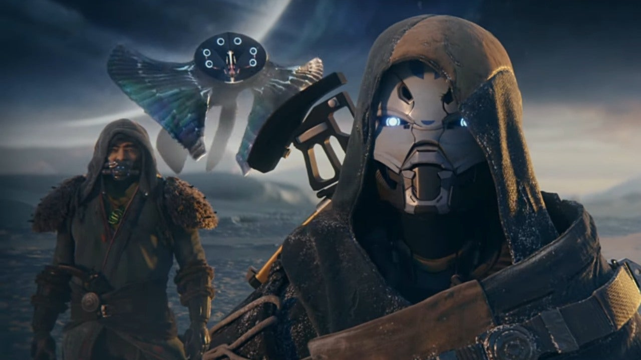 Destiny 2 Beyond Light Exo Stranger and Drifter