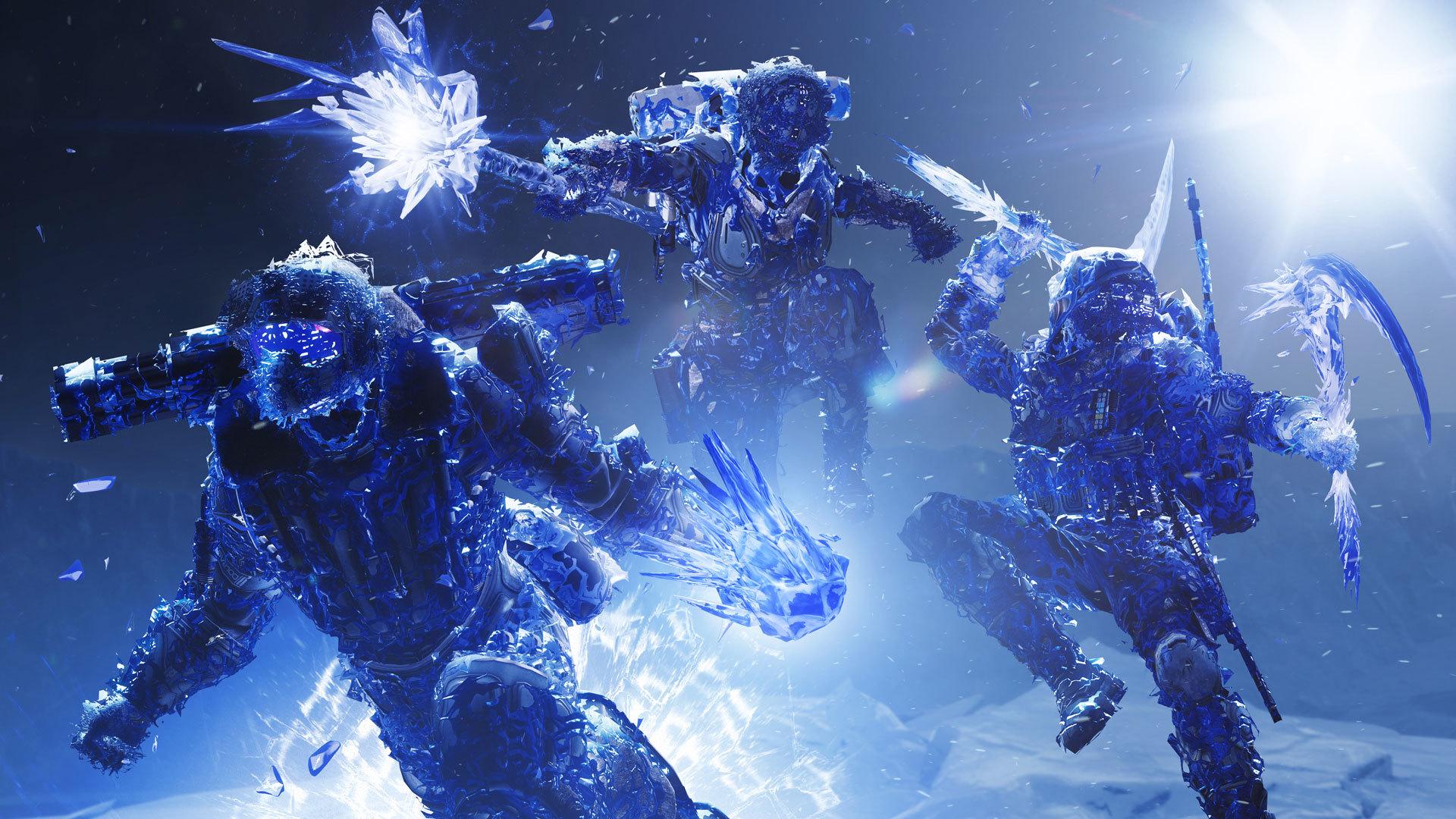 Destiny 2 Beyond Light Statis subclasses
