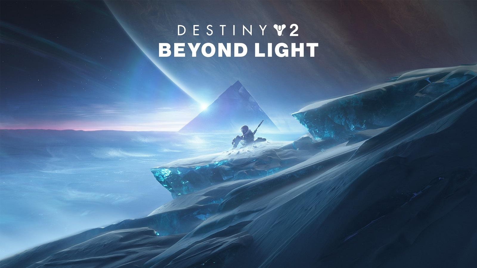 Destiny 2 Beyond Light Exo Stranger Wallpaper