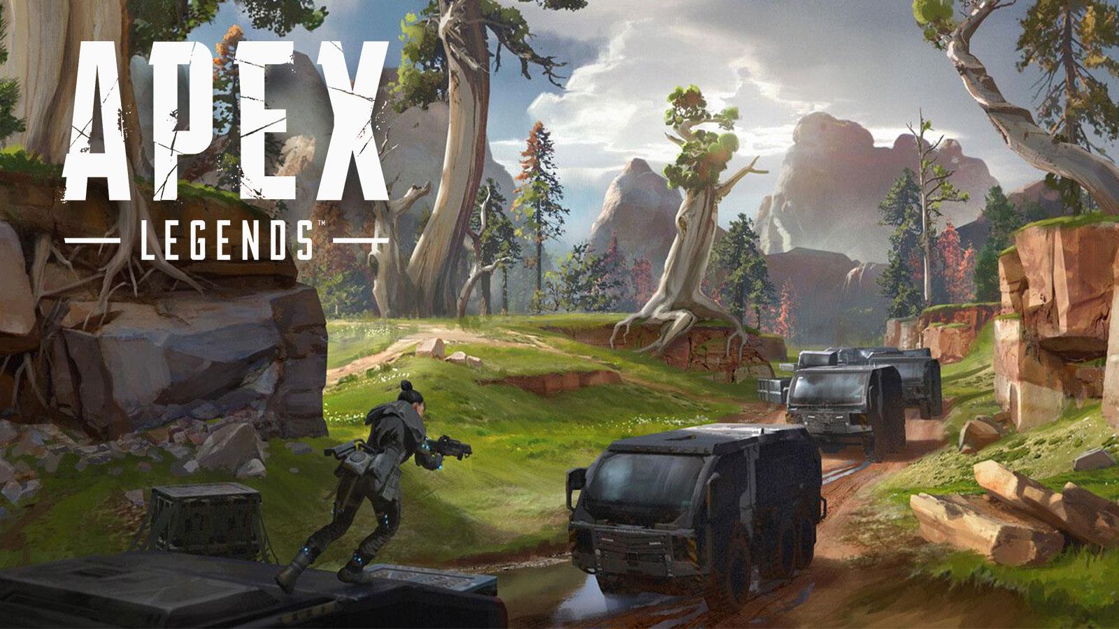 Apex Legends Tree debate