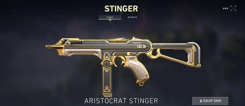 Aristocrat Stinger