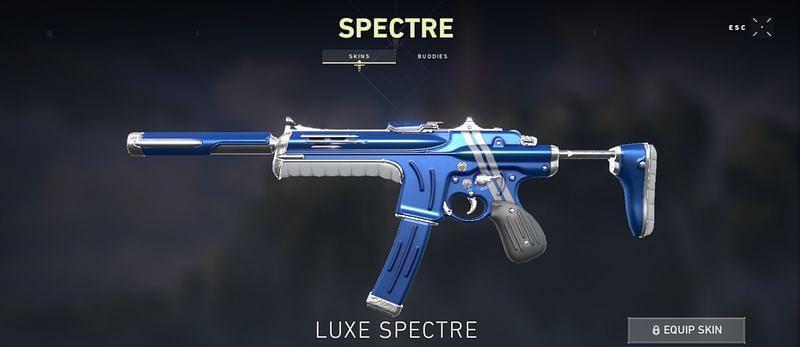 Valorant-Luxe-Spectre