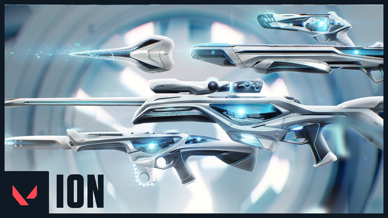 Valorant-Ion-Skins