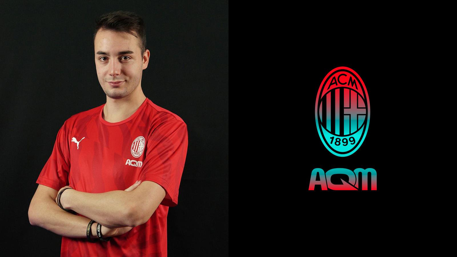 AC Milan QLASH Partnership