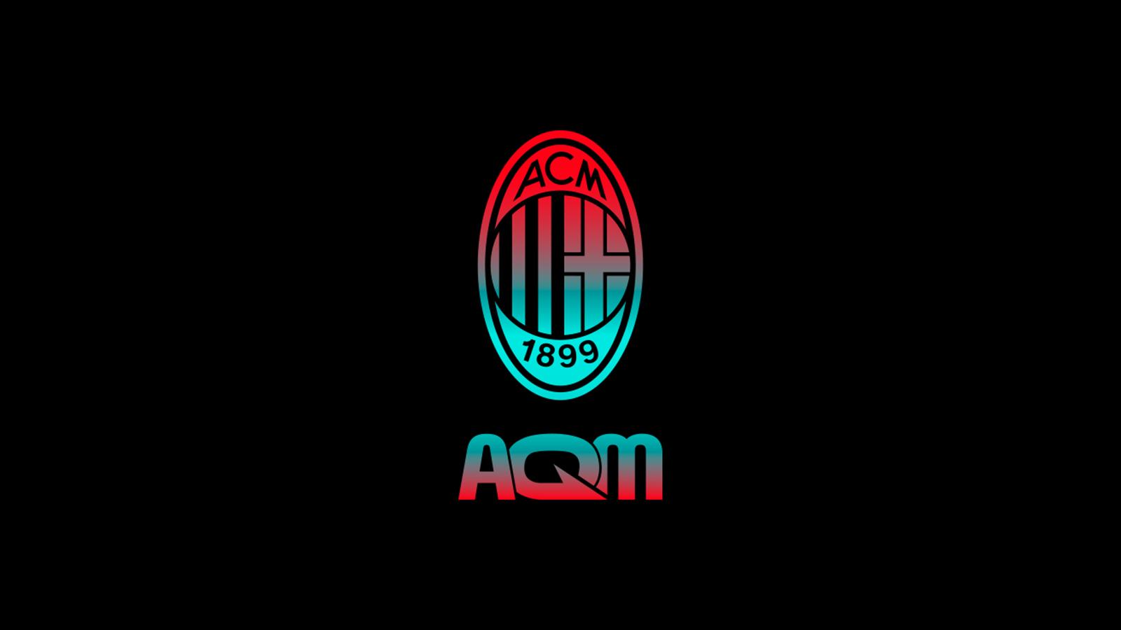 AC Milan QLASH Logo