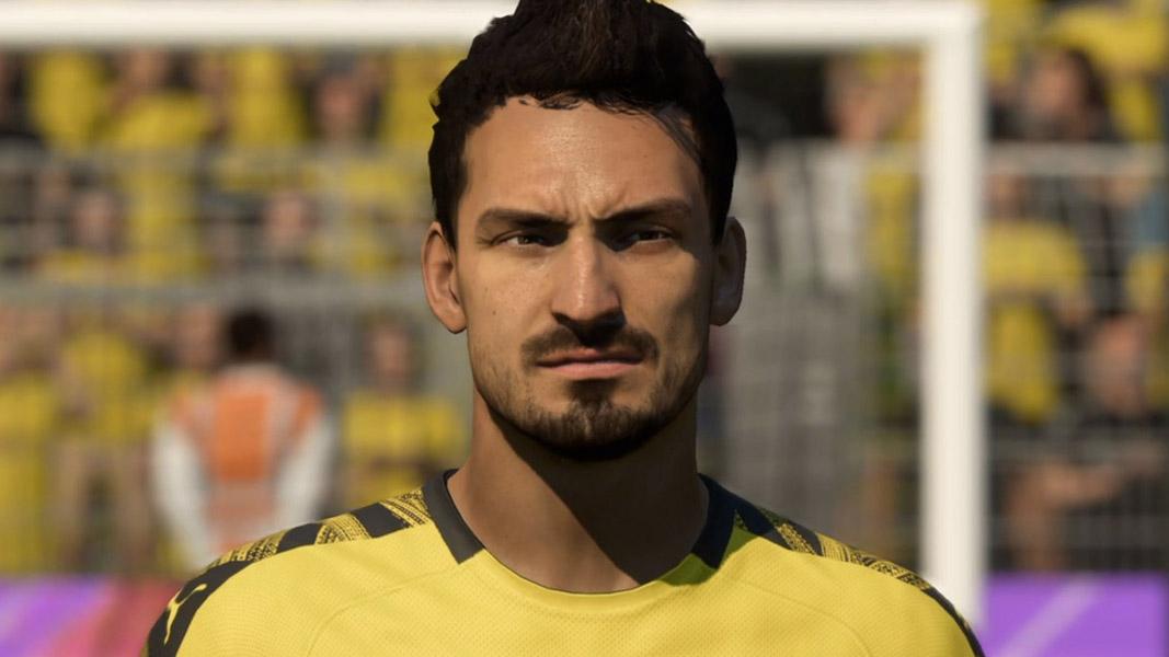 Mats Hummels in FIFA 21