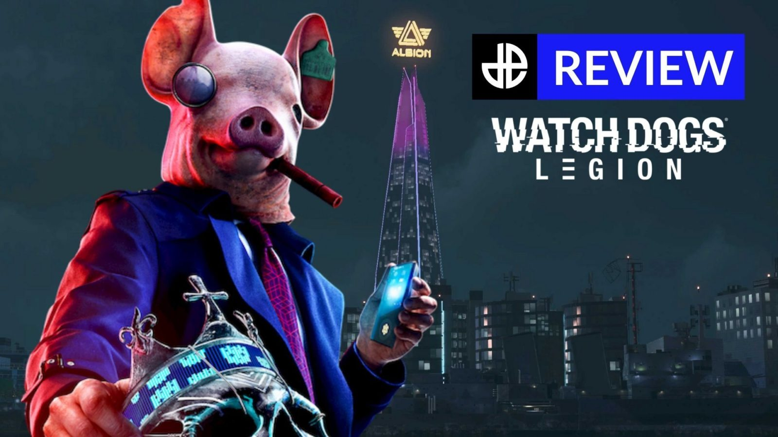 character from watch dogs legion