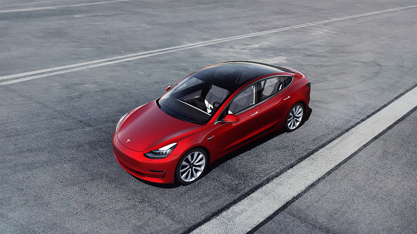 Tesla Model 3 Self Driving