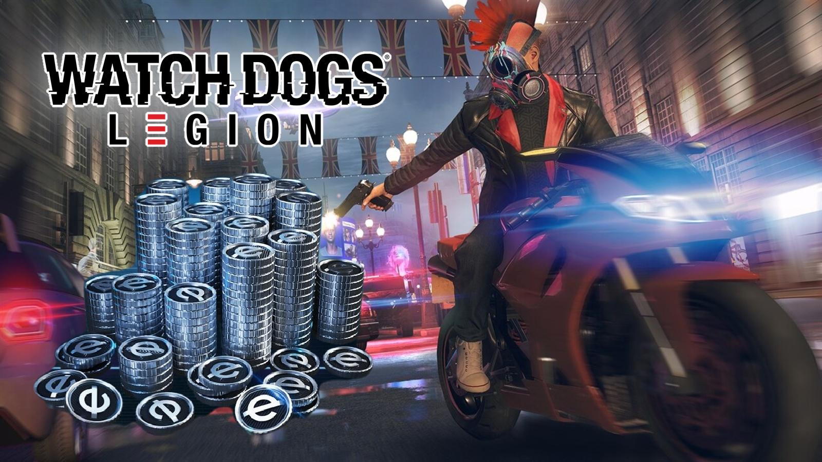 Ubisoft Watch Dogs Legion unlimited money glitch