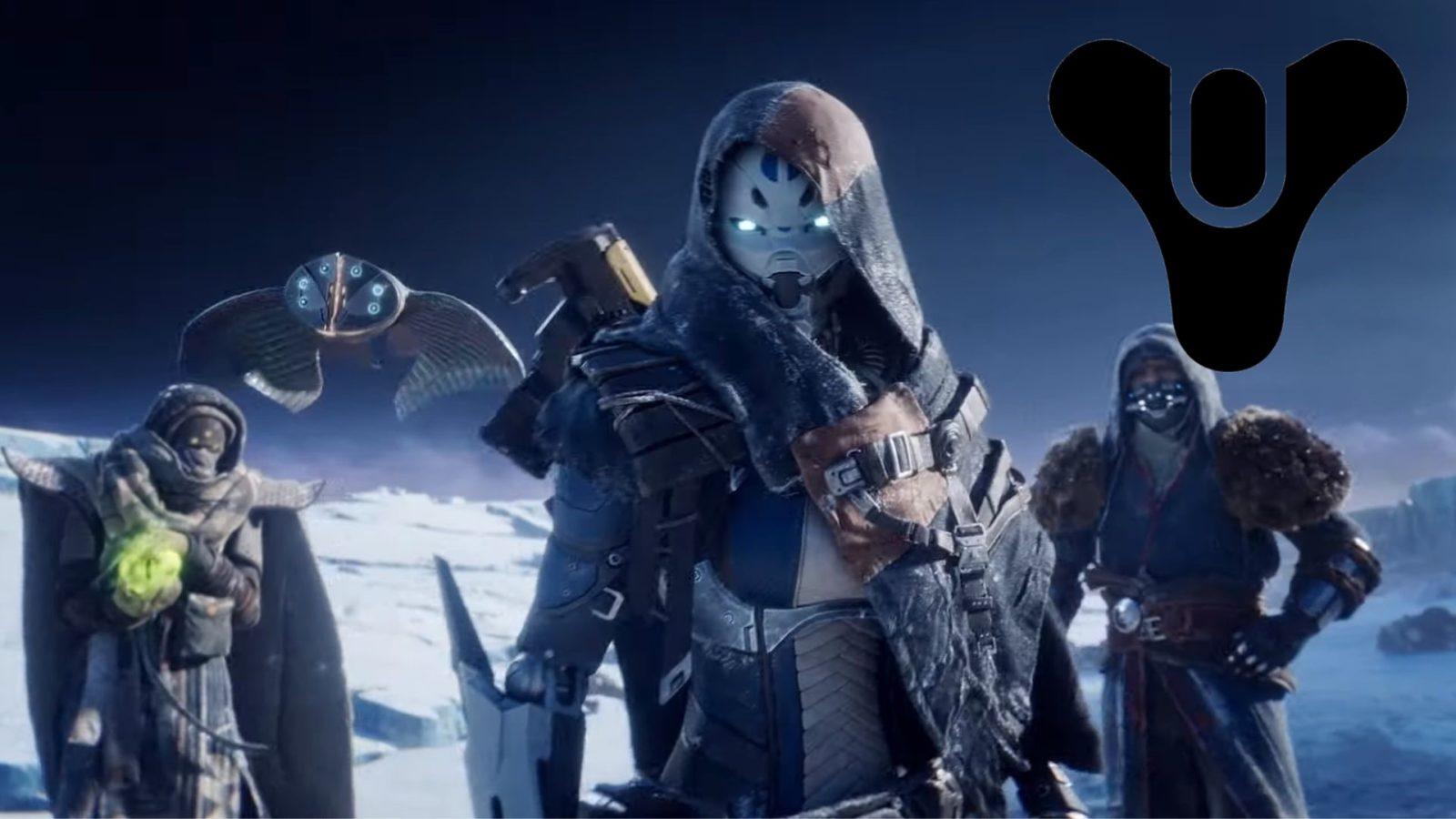 guardians in destiny 2 beyond light