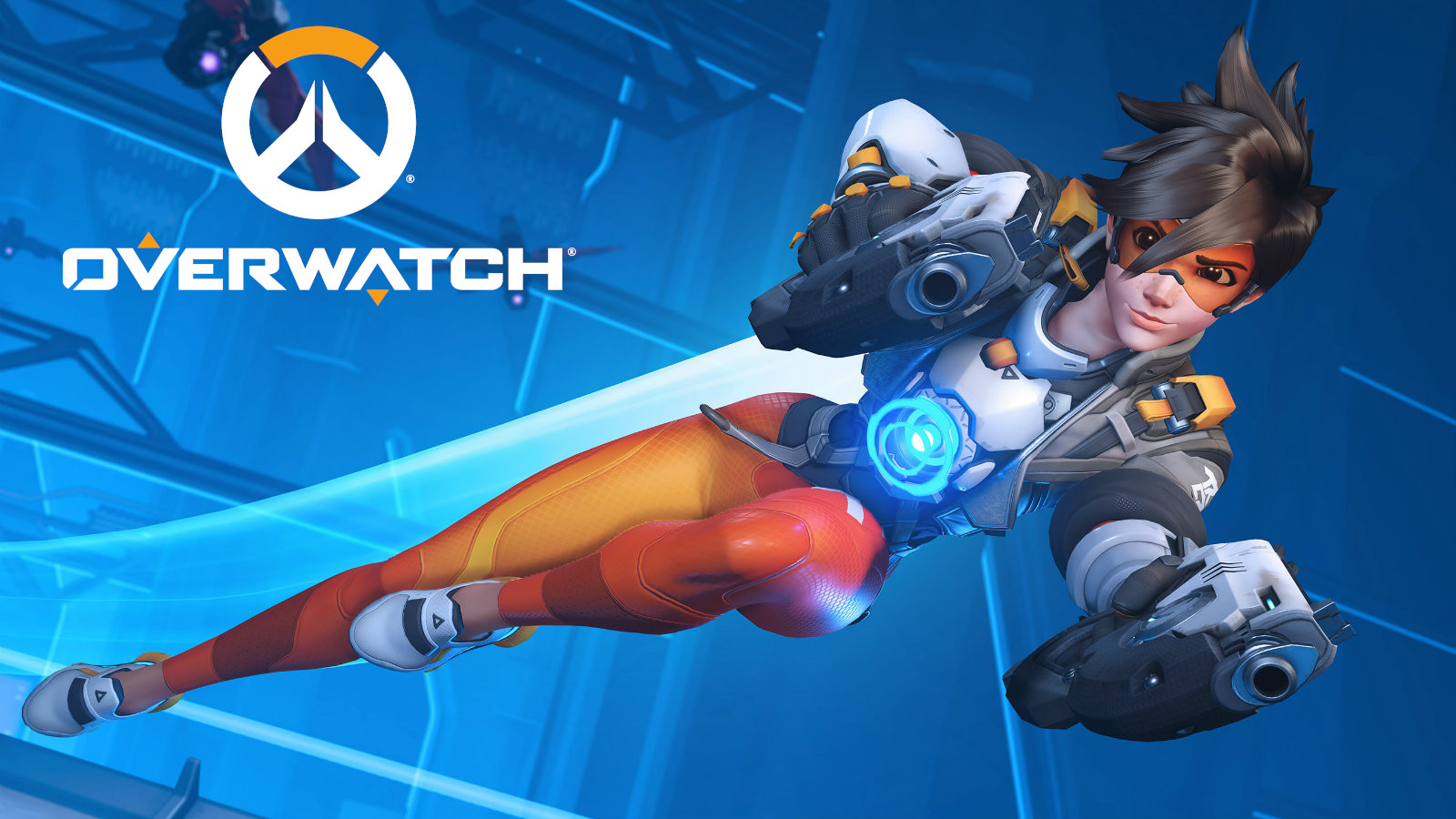 Tracer in Overwatch 2