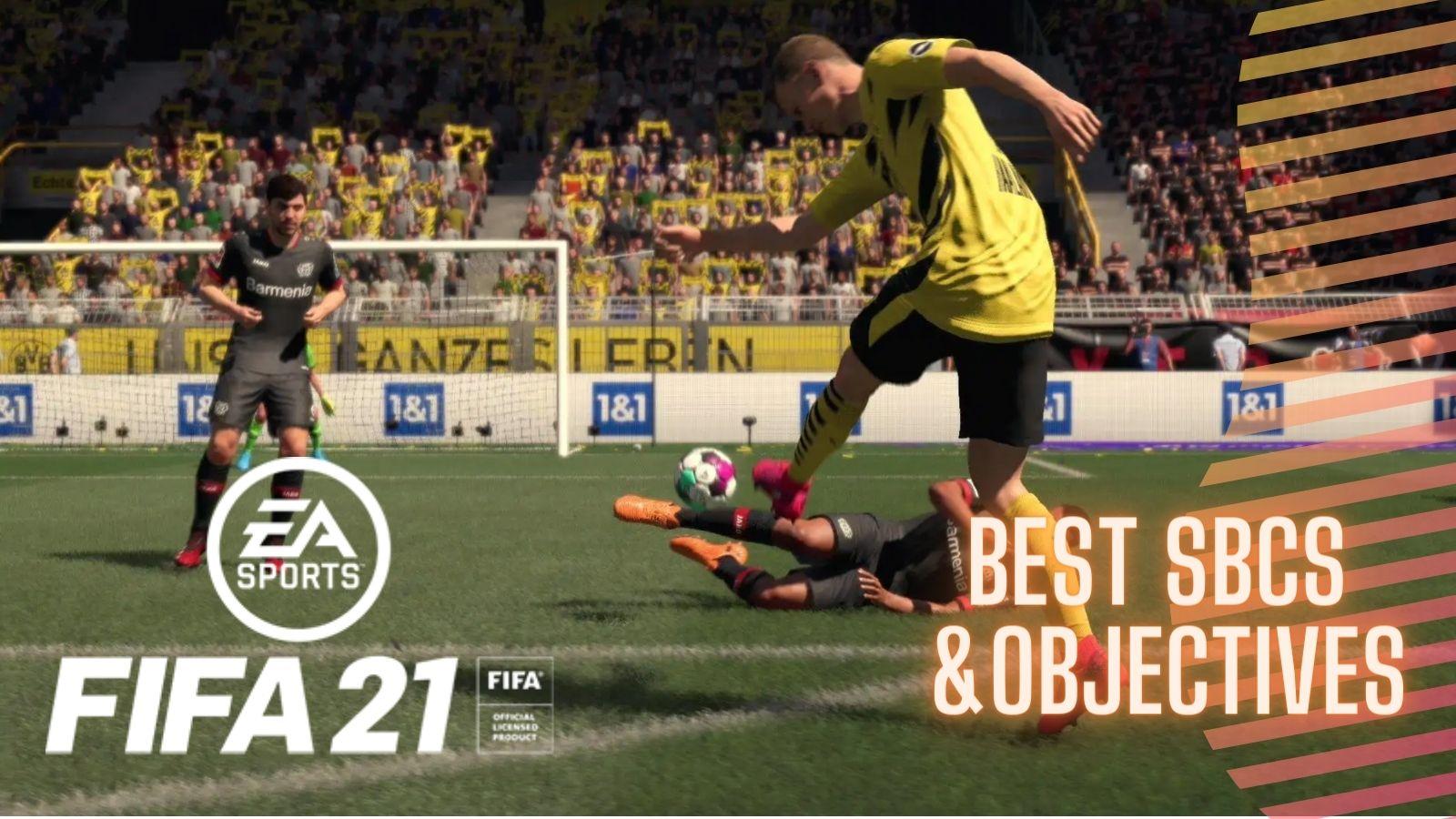 Best FIFA 21 FUT SBCs and Objectives