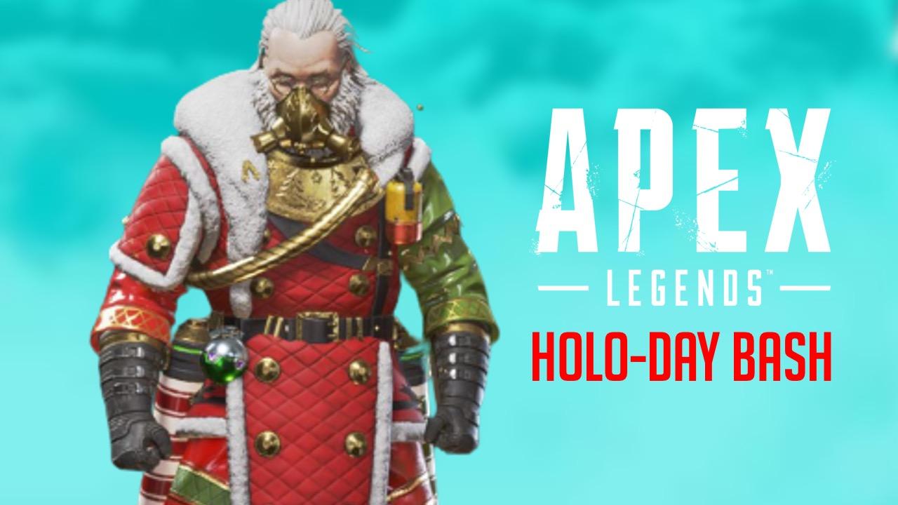 Apex Legends holo-day bash