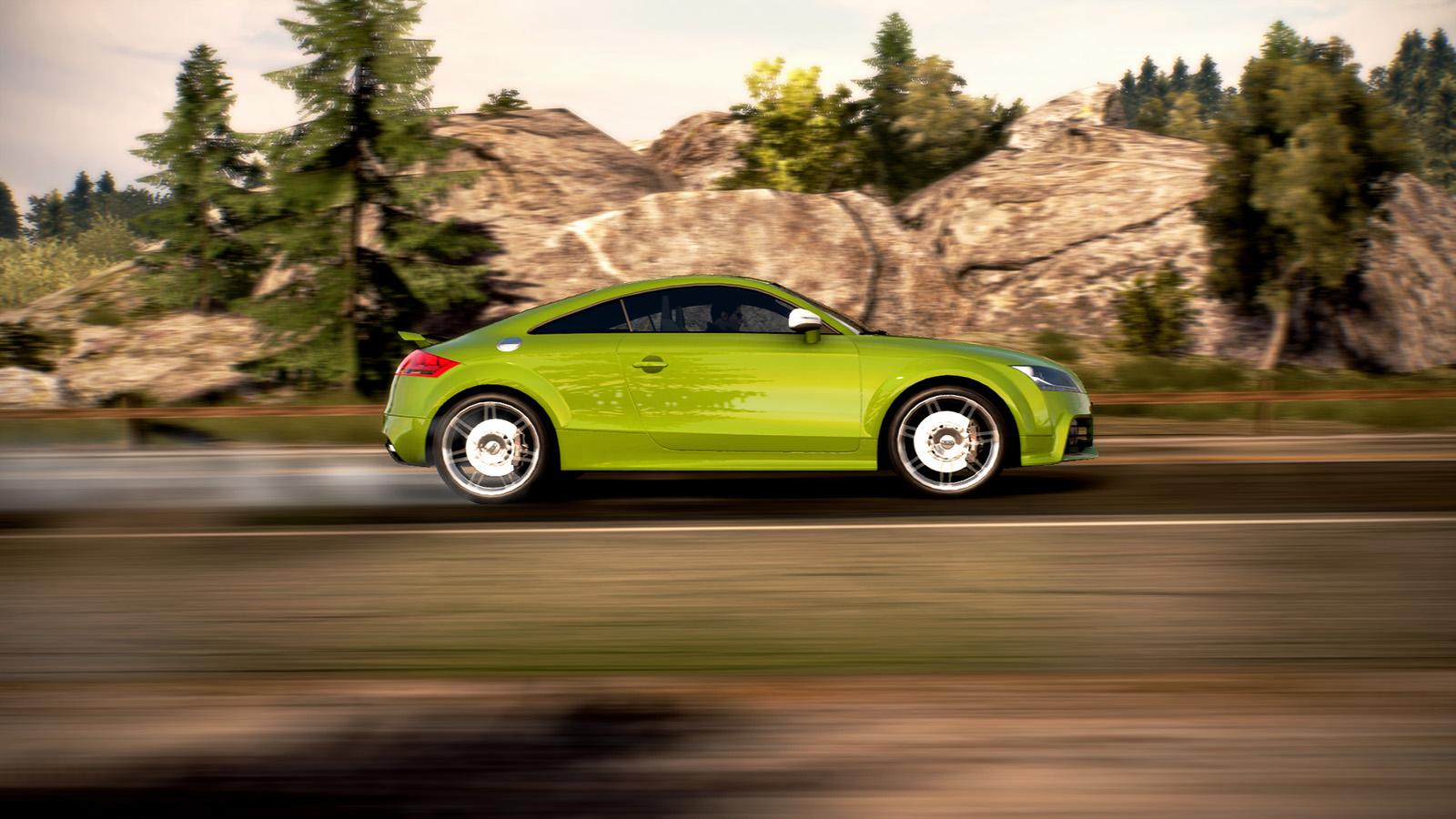 Audi TT NFS HP Remaster photo mode