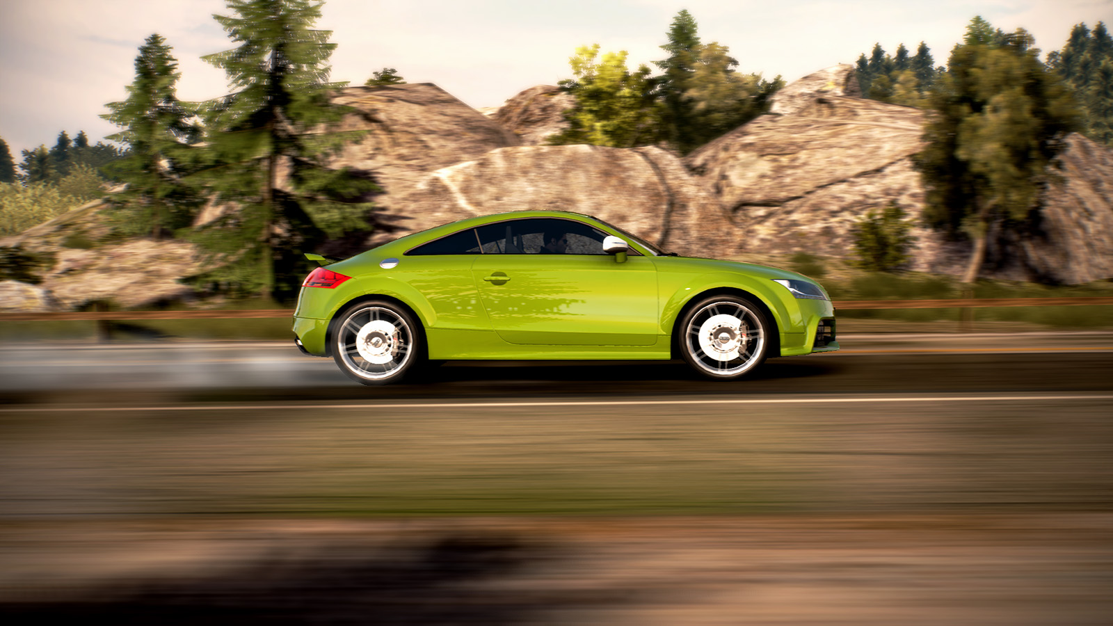 Audi TT NFS HP Remaster photo mode