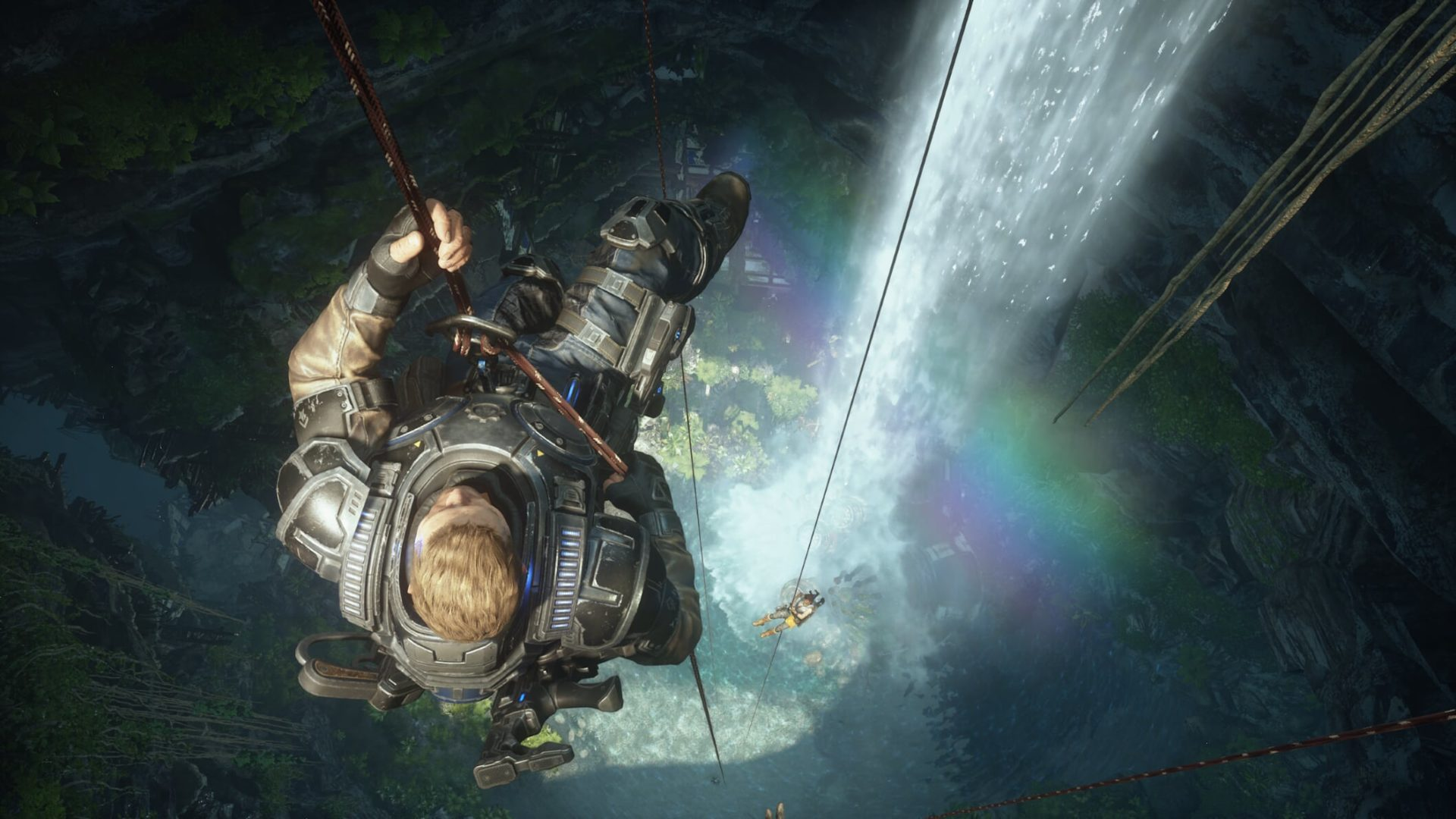 Gears of War 5 lighting effects