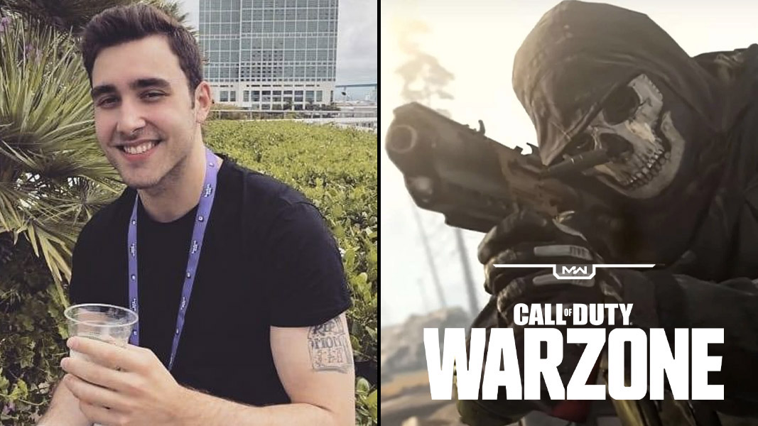 wagnificent and ghost from call of duty