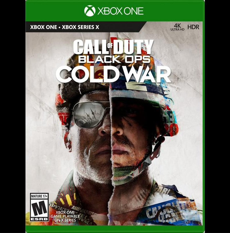 Black Ops Cold War Xbox