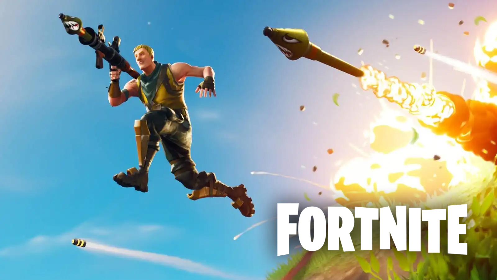 Rocket Launchers in Fortnite