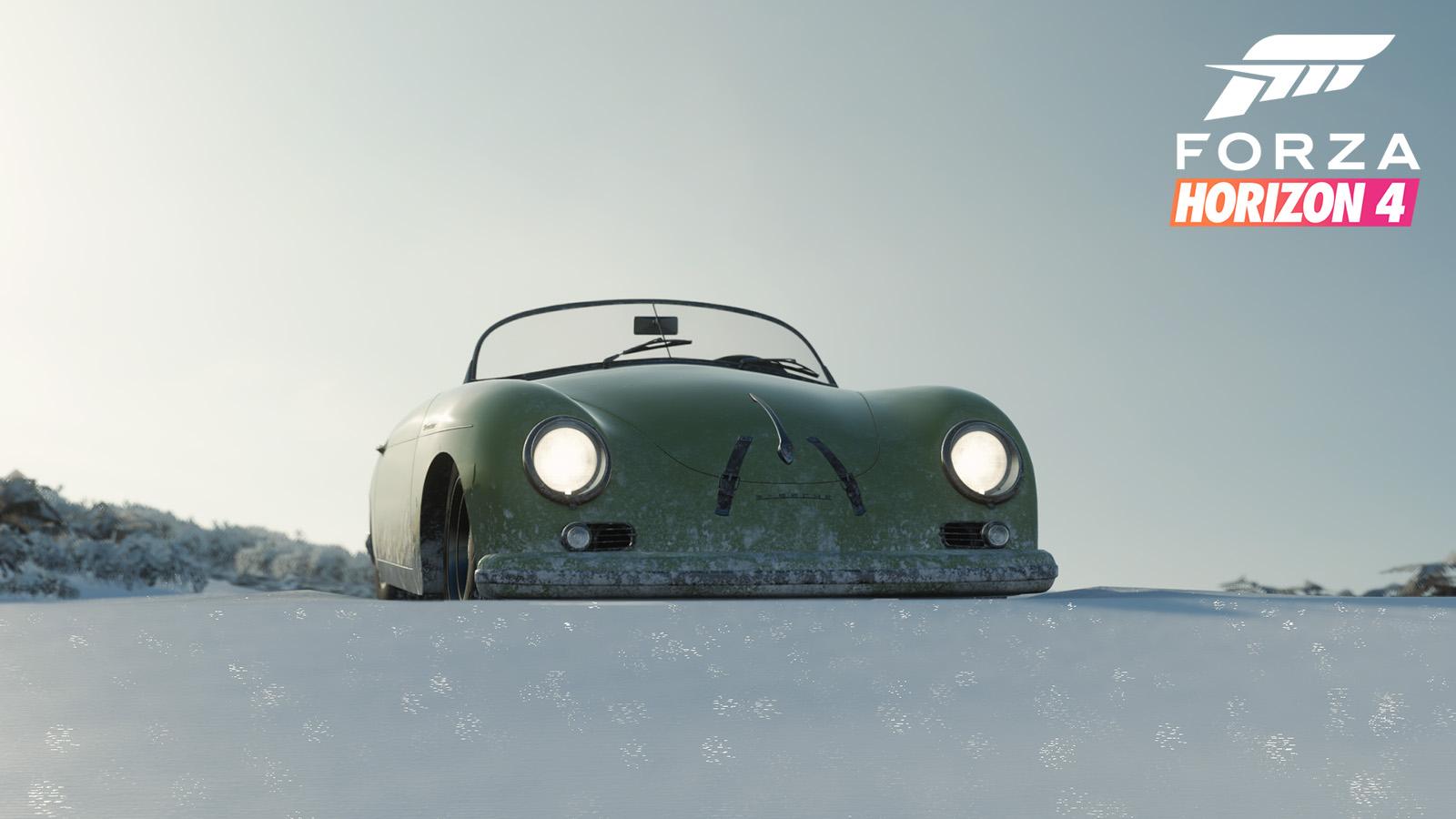 Forza Horizon 4 Series 28 winter update